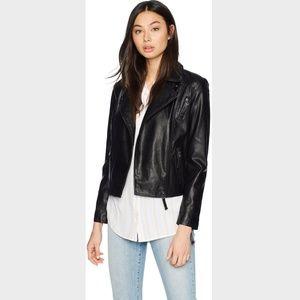 Armani Exchange Vegan Leather Jacket 😎🖤